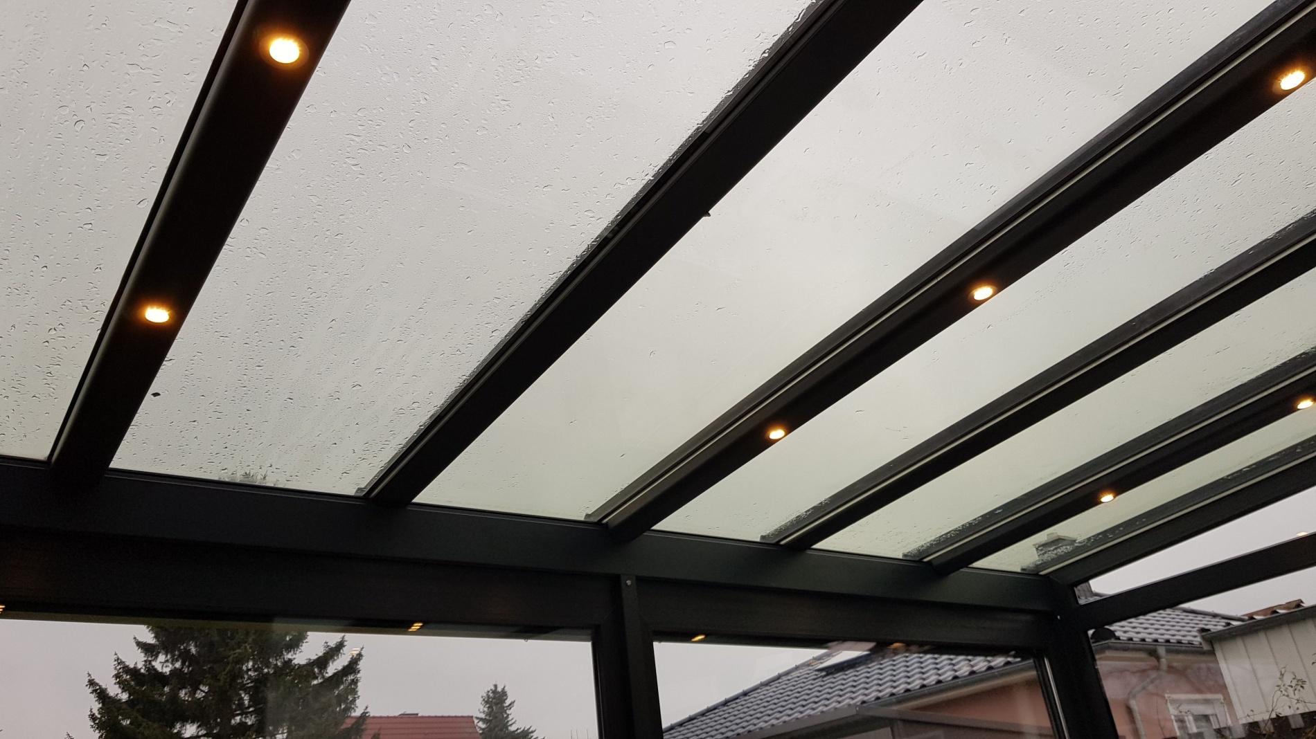 Dachbeleuchtung